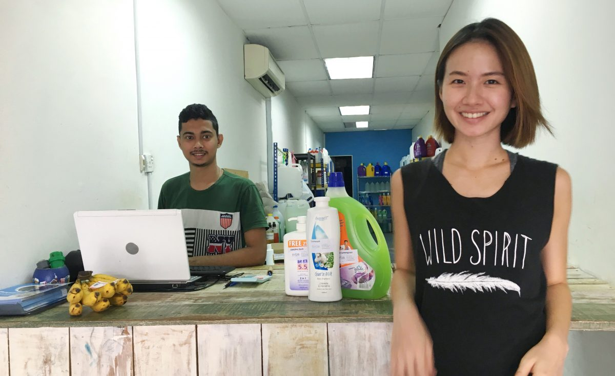 Why Pay For Plastic? Refill Your Household Detergents at BYOB Damansara