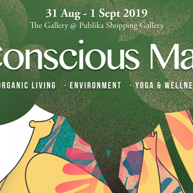6 Talks For The Environmentally-Curious You Need to Catch At The Conscious Market 2019