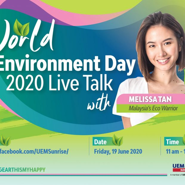 World Environment Day 2020 Live Talk (via Facebook)