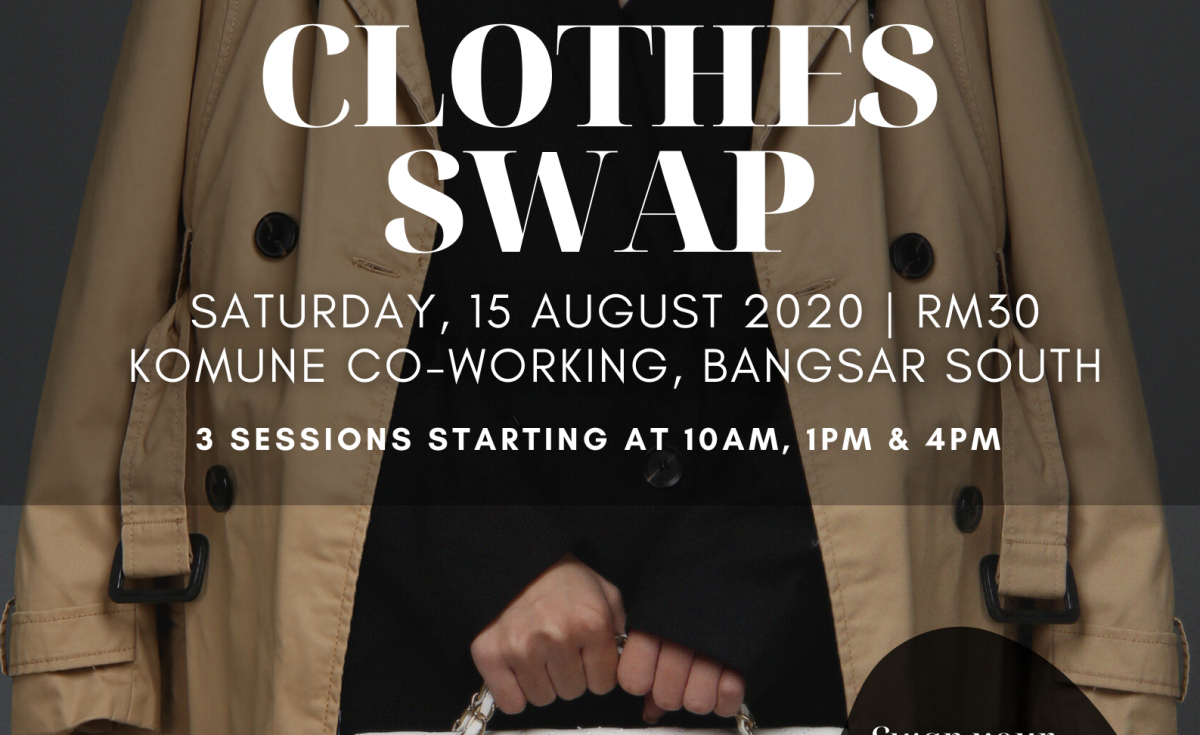 An Intro to Swapping and ANNOUNCING the next Clothes Swap in August!