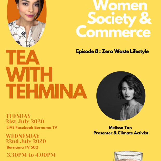 Interview on Tea with Tehmina