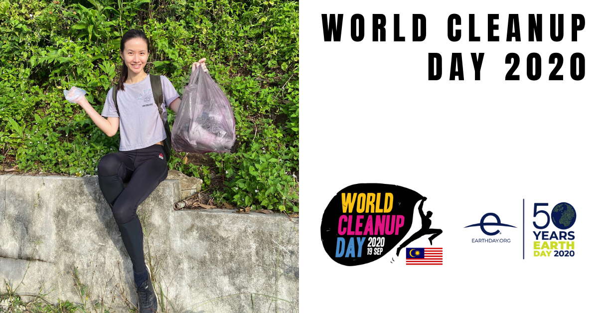 Get Involved with World Cleanup Day 2020: How To Host Your Own Low Waste Cleanup, Wherever You Are